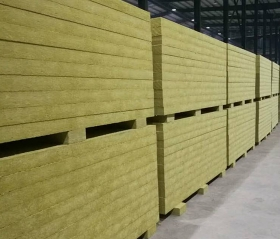 呼和浩特外墙岩棉板的特点以及结构分析
