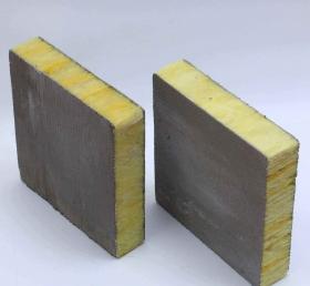 关于呼和浩特复合岩棉板的特点与构造设计