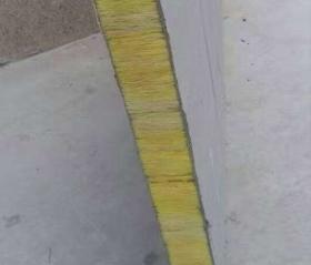 采用特殊材料加工而成的呼和浩特复合岩棉板
