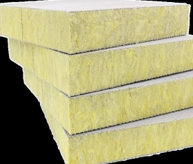 外墙保温材料为何选择西安岩棉复合板?