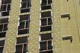 西安岩棉板的应用,岩棉保温板主要应用在哪些行业