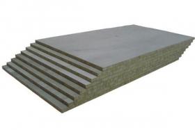 西安复合岩棉板干挂石材饰面内嵌复合岩棉板保温施工工法