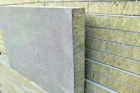 西安外墙岩棉板的防水岩棉板怎么样?进来看看岩棉板的安装