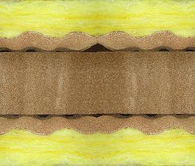 岩棉板隔离带有什么特点?西安岩棉板详细几位少